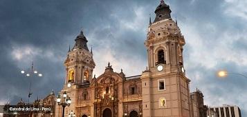 Catedral de LIMA -Perù